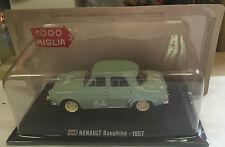 "DIE CAST 1000 MIGLIA "" RENAULT DAUPHINE - 1957 "" + BOX 2 SCALA 1/43"