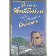 MC BRUNO VENTURINI CANTA LA NAPOLI DI CARUSO 8004883342440
