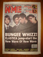 NME 1994 JAN 8 ELASTICA SUEDE MADNESS APHEX TWIN T AMOS