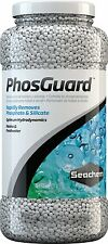 Seachem PhosGuard 500ml(300gm)| Removes Phosphate,Silicate Marine&Freshwater
