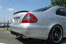 CARKING CARBON FIBER 02-09 MERCEDES BENZ W211 AMG TYPE REAR TRUNK SPOILER
