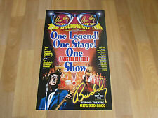 The BUDDY Holly Story 10th Year One Legend One Show STRAND Theatre Poster