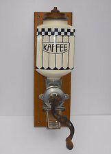 Wandkaffeemühle - Zweiring Kaffeemühle - Albertwerke - Rarität - gebraucht
