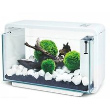 SR Aquaristik Deco-Fish/Reef Nano Tank 25 - White