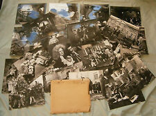 Lot of 27 b/w photographs from Lock Up Your Daughters film, 1969.