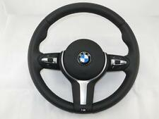 HEATED BMW Steering wheel Airbag Leather M-tech M-sport F30 F20 F80 F15