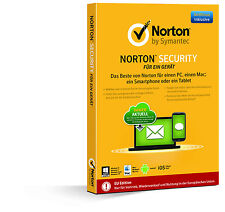 NORTON (Internet) SECURITY 3.0 (2016) 1-Gerät / 1-Jahr PC/Mac/Handy/Tablet / KEY
