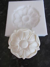 SILICONE RUBBER MOULD  LARGE TUDOR ROSE FURNITURE FIRE PLACES