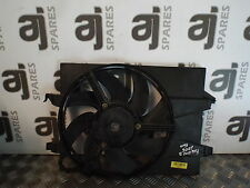 FORD FUSION 3 1.6 PETROL 2005 RADIATOR FAN (SINGLE) 4S6H8C607BC