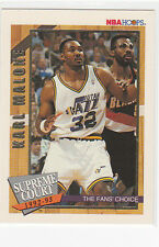Karl Malone, Jazz 92-93 HOOPS Supreme Court # 6