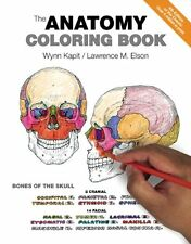 The Anatomy Coloring Book (4th Edition) by Wynn Kapit (Paperback) BRAND NEW