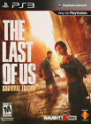 The Last of Us Survival Edition (Sony Playstation 3, 2013)