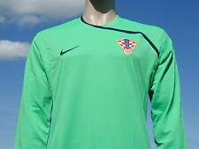 BNWT Retro Croatia International Player Issue Goalkeeper World Cup Shirt XL