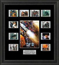 TRANSFORMERS 3 MOUNTED FRAMED 35MM FILM CELL MEMORABILIA VERSION 1 FILM CELLS