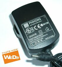Phihong Conmutación Adaptador PSM02R-055 5.5VDC 0.35A enchufe de Reino Unido