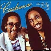 Cashmere - Let the Music Turn You On (2012)  CD  NEW/SEALED  SPEEDYPOST