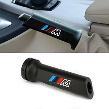 Handbrake Brake Handle Cover Aluminum Alloy For BMW 3 Series X1 E90 F35 F30 E39