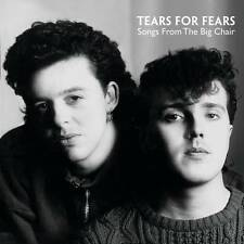 Tears For Fears SONGS FROM THE BIG CHAIR 180g +MP3s MERCURY RECORDS New Vinyl LP