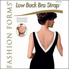 Low Back Bra Straps 1 Pack of 3 Pcs