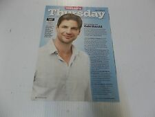 Gale Harold   clipping #BQ