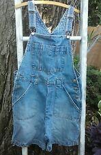 Disney jumper jumpsuit shorts M jeans denim cotton