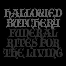 Hallowed Butchery - Funeral Rites for the Living LP