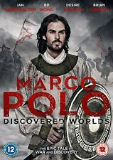 MARCO POLO Ian Somerhalder Brian Dennehy DVD in Inglese NEW .cp.