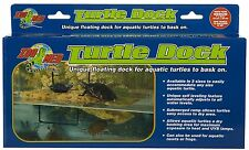 ZooMed Reptile Tank Floating Basking Deck Turtle Dock Medium