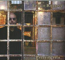 Enrico Ruggeri - Pezzi di vita CD (nuovo album/disco sigillato)