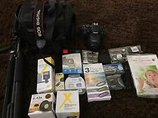 Canon EOS Rebel T5i / EOS 700D 18.0MP Digital SLR Camera - Black (Kit w/ IS STM…