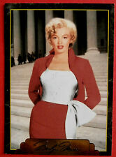 """Sports Time Inc."" Marilyn Monroe Tarjeta # 119 tarjetas individuales, emitido en 1995"