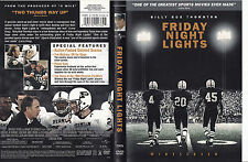 Friday Night Lights-2004-Billy Bob Thornton-Movie-DVD