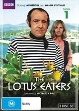 The Lotus Eaters:Series 1 (DVD, 2013, 3-Disc Set)REGION 4-Brand new-Free postage
