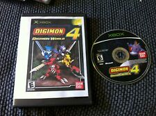 Digimon World 4  (Xbox, 2005)DISC ONLY