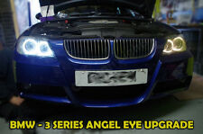 BMW E90 PRE LCI ANGEL EYE UPGRADE MARKER  XENON 6000K WHITE 40W 3 SERIES CREE X5