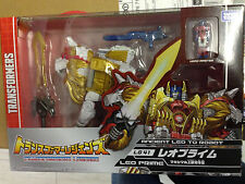 Transformers Takara Legend Leo Prime LG41 NEW