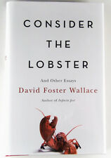 consider the lobster and other essays review Rhetorical strategies in david foster wallace's consider the lobster and other essays.