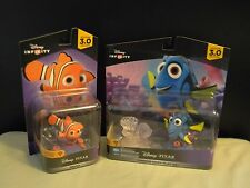 NEW Disney Infinity 3.0 Finding Dory Play Set and Nemo