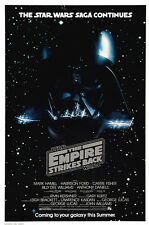 "STAR WARS: EPISODE V - EMPIRE STRIKES BACK - MOVIE POSTER (VADER) (27"" X 40"")"