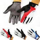 New Cycling Bicycle Motorcycle Bike Full Finger Gloves M-XL 3 Colors Supply
