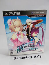 AR TONELICO QOGA PREMIUM EDITION (PS3 PLAYSTATION 3) USATO COME DA FOTO