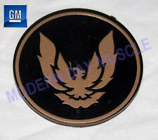82-92 Firebird TA Bronze Center Cap Plastic Disc Emblem NEW GM  816