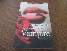 rendez-vous avec un vampire - LUCIENNE DIVER