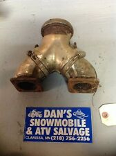 Manifold/Y Pipe Off Of A 2002 Mxz 600 Part Number For 20979543