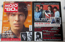 MOJO 60s Issue 5 DAVID BOWIE 20 Page SPECIAL + 2 POSTERS + 10 Pin-Ups MONKEES