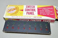 HO scale Acme switch turnout control panel #308 train rr