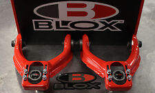 Blox RED Front Camber Kit HONDA CIVIC 96-00 EK