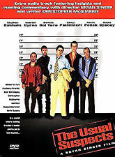 The Usual Suspects (DVD, 2001)