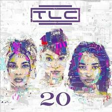 20 * [TLC] Brand New Sealed CD 20th anniversary hits collection