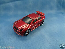 McDonald's 2006 Mattel Ford Fusion Burnt Red Toy Car